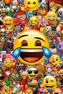 Emoji-Collage-Maxi-Poster-61cm-x-91-5cm-new-and-sealed