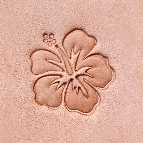 3D Stempel Blume Flower Leder Tandy Leather 8588-00