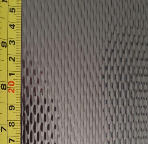 Edelstahl 1.4301 Blech Fläche WL 5 V2A 1250x1250x1,0mm Noppen Blech gewalzt R2