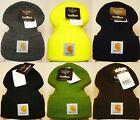 Carhartt A18 Acrylic Watch Hat Knit Beanie Cap Colors NEW