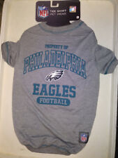 Item 4 PHILADELPHIA EAGLES Pets First Pet Wear MEDIUM TEE T Shirt M NFL New MAN CAVE