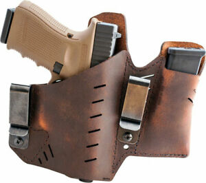 Versacarry-Element-Holster-Iwb-Rh-Sub-Compact-W-mag-Pouch-Brn-32113