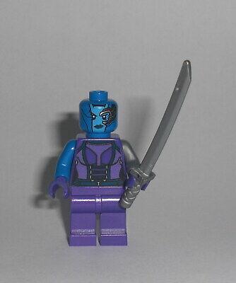 Der GüNstigste Preis Lego Super Heroes - Nebula - Figur Minifig Guardians Galaxy Drax Groot 76020 Schnelle Farbe