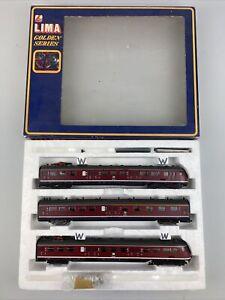 Modelleisenbahn Lima H0 149800 E-Triebzug Wechselstrom Defekt