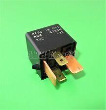 590-Mazda 4-Blade Black Glow Plugs Relay RF5C 18 651 NGK G75SH 3YC 12V