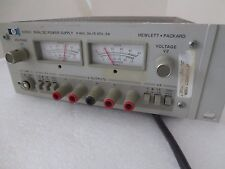 HP  6205C Dual DC Power Supply (0-40V/.3A, 0-20V/.6A)