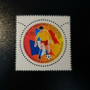 Andorra Andorra French N°517 Soccer/championship Of Europe Neuf Luxe Mnh Hot Sale 50-70% OFF