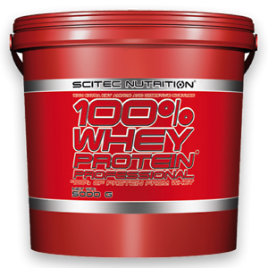 (13,98€/kg) Scitec Nutrition 100% Whey Protein Professional 5000g 5kg Eiweiss