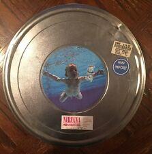 RARE Nirvana Nevermind Limited Edition Tin  #472/500--UK Import CD