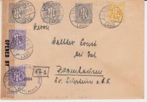 V-au-Postal-1-Z-Plaques-Numero-Beleg-Expertise-Schlegel