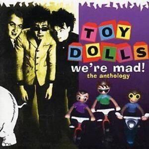 The-Toy-Dolls-We-039-re-Mad-The-Anthology-CD-2-discs-2002-NEW