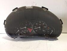 Peugeot 206 2.0 HDi Speedo Clocks 9645847580