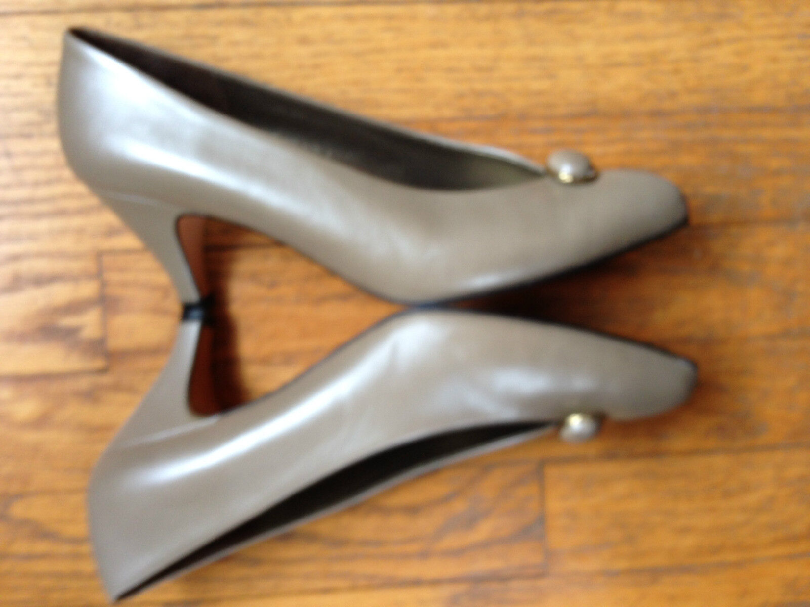 Amalfi 9.5 Women's Women's Women's Tan Pumps Heels c96bae