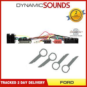 CT10FD09-Perroquet-Sot-Adaptateur-Faiseau-T-Cable-avec-PC5-132X4-pour-Ford