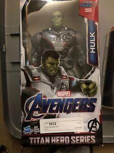 "Marvel avengers Titan Hero Series-Hulk 12/"" ACTION FIGURE NEW"