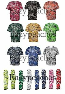 6d3dafd4d Image is loading Badger-B-Core-Digital-Camo-Sport-T-Shirt-