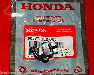 GENUINE OEM HONDA 2008-2012 ACCORD EX LX SE HOOD PROP ROD HOLDER CLIP