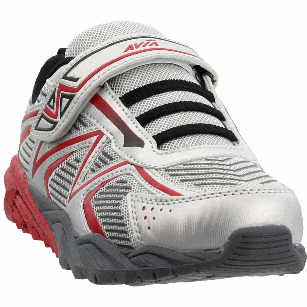 Avia Avi-Force ll A8425BSRX Athletic Sneaker Little Boy/'s Size 13 Silver NEW