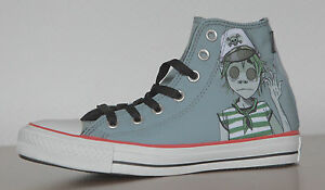 132177c Converse Chucks Ct Lead All Turnschuhe Star Sneaker Gorillaz Hi Neu WwBHCfqn