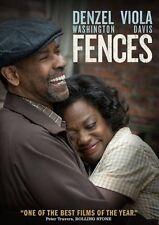 Fences ( 2016) Drama PG-13[Format:DVD]NEW
