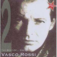 "VASCO ROSSI ""THE BEST OF VOL. 2"" CD NEU"