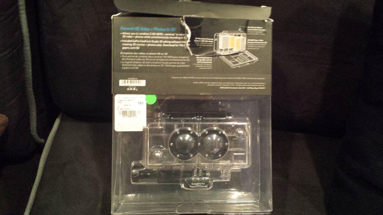 GoPro 3D Hero System  AHD3D001 NEW  designer online