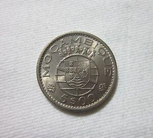 MOZAMBIQUE-5-ESCUDOS-1971