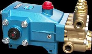 Cat Pressure Washer Pump 66dx40gg1 4000 Psi W Plumbing
