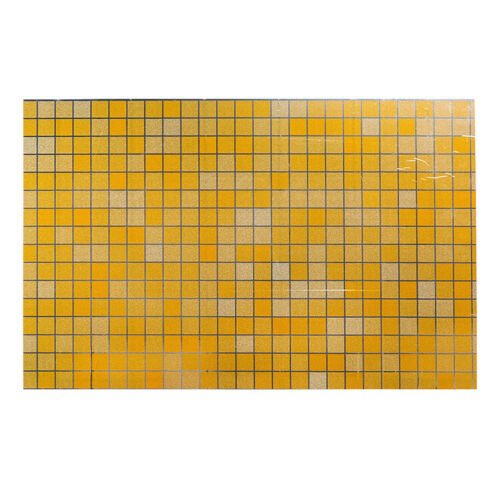 45x70cm Aluminum Foil Self-adhensive Anti Oil Wall Paper Sticker for Kitchen