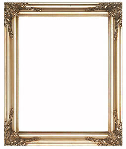 image is loading new standard 8 x 10 baroque picture frame
