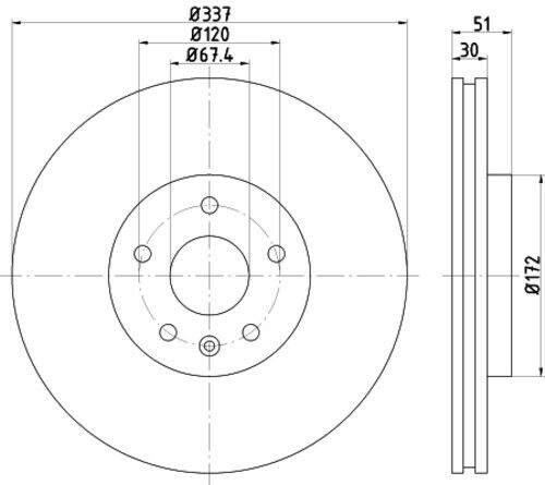 Garnitures Avant ø337 OPEL INSIGNIA A SAAB 9-5 3900258 Textar Disques De Frein