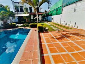Cuernavaca, cerca Sumiya, rento Casa para fin de semana, 16 personas $10,000