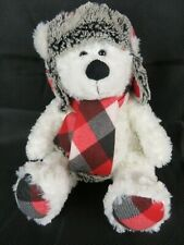 "Plush Teddy Bear 18/"" Alber From UK New Last Stock #C113"