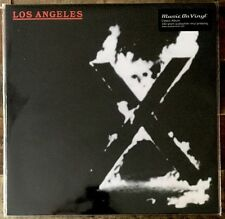 X - Los Angeles LP [Vinyl New] 180gm Audiophile Vinyl MOVLP1350 EU Import