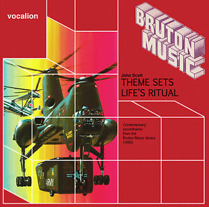 John Scott - Theme Sets & Life's Ritual (Bruton Music, 1980) CDSML8512