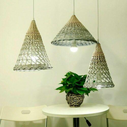 5.9FT Extension Hanging Lantern Pendant Light Lamp Cord Cable E26//E27 Socket US