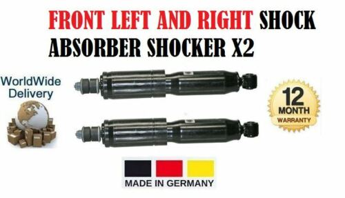 FOR NISSAN PICKUP 1998-ON  2x FRONT LEFT AND RIGHT SHOCK ABSORBER SHOCKER X2