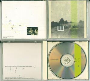 "Bisk — ""Time"" (1996) import CD (Belgium/Japan) VG+ OOP Japanese IDM electronica"