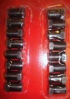 Universal 7/16 4140 Stainless Steel Rocker Arm Posi Lock Kit Set Of 16 7/16 Ss