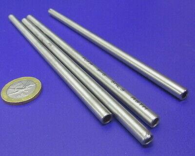 "316 Stainless Steel Tube 1.0/"" OD x .870/"" ID x .065/"" Wall x 6/"" Length"