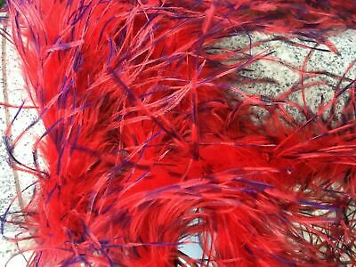 MARABOU FEATHER BOA CHARTREUSE 2 Yards; Dress//Bridal//Art//Costume 72/""