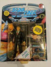 Captain Picard Dixon Hill Holodeck Star Trek Playmates Figu Next Gen MOC TNG 94