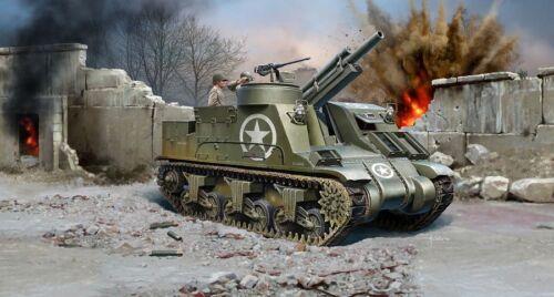 British M7 Hmc Priest Neu Revell 03216-1//76 WWII US