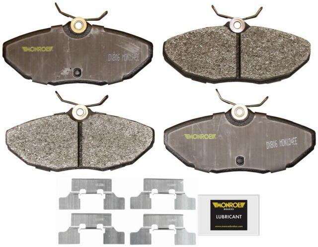 Monroe DX806 Dynamic Premium Brake Pad Set