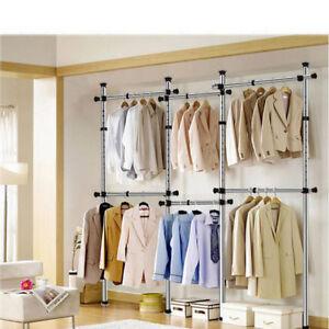 Heavy duty perchero percha en pared para colgador ropa - Colgador de camisas ...