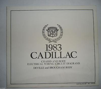 Electric Circuit Diagram/Wiring Diagram Cadillac Deville ...