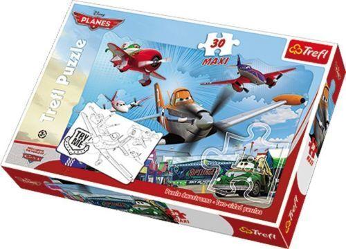 Disney 30-teiliges Maxi Planes Puzzle Trefl Puzzle wenige Stückzahl verfügbar