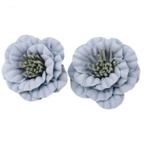 Artificial Flower Heads Headdress Craft Fake Flower Wedding Party Decoration DIY
