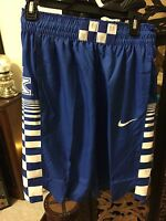 Authentic Championship Uk Kentucky Basketball Shorts Medium--brand With Tags