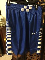 Authentic Championship Uk Kentucky Basketball Shorts Large--brand With Tags